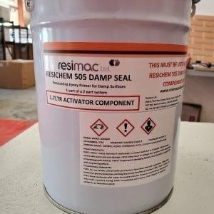 505 damp seal
