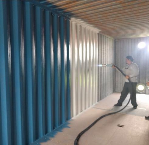 steel coating example